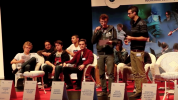 Voyage à Poitiers 2013 pour la rencontre ''jeunes et citoyens'' du CNRS.