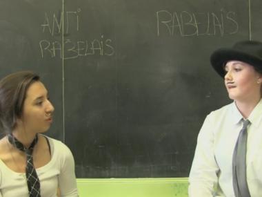 Chronique Rabelaisienne – Rabelais VS anti-Rabelais