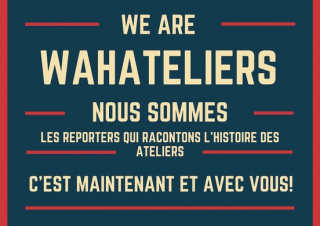 WAHATELIERS 2016-2017