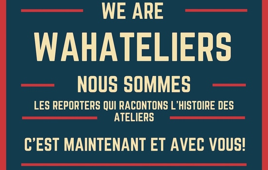 WAHATELIERS 2016-2017