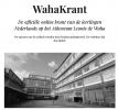 De officiële online krant van de leerlingen Nederlands op het Atheneum Leonie de Waha