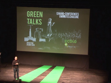GREEN TALK DE MR WERA
